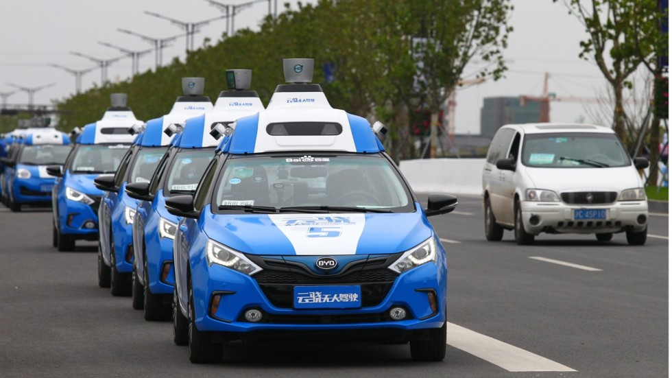 develop driverless cars