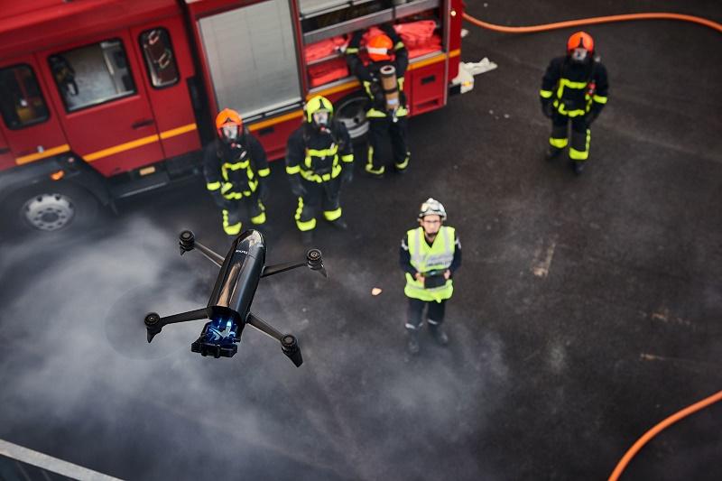 latest drones