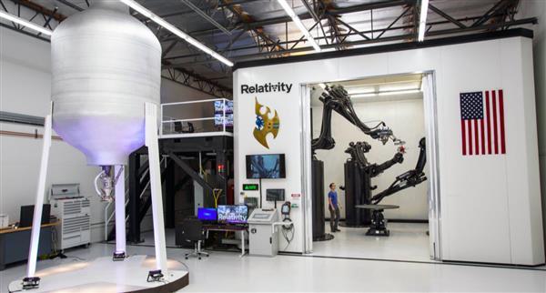 Relativity Space Make Rockets