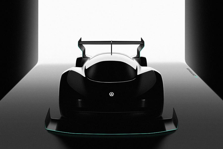Volkswagen electric race car