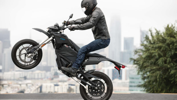 Zero New electric Motorcycles