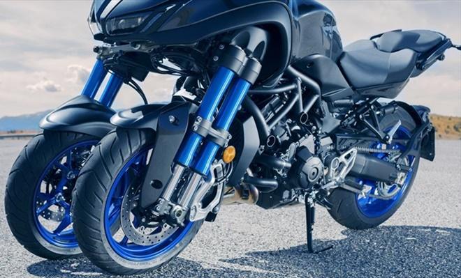 Yamaha's motorcycle