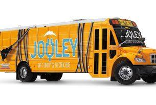 Daimler's electric school bus