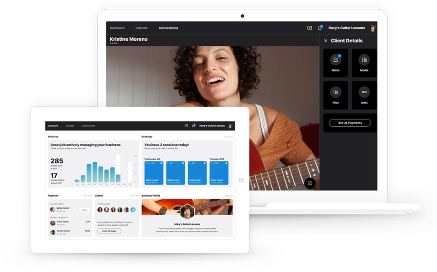 Microsoft's Skype