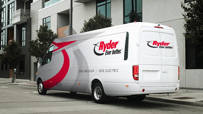 Renting electric vans