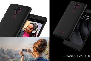 T-Mobile REVVL PLUS budget Smartphone