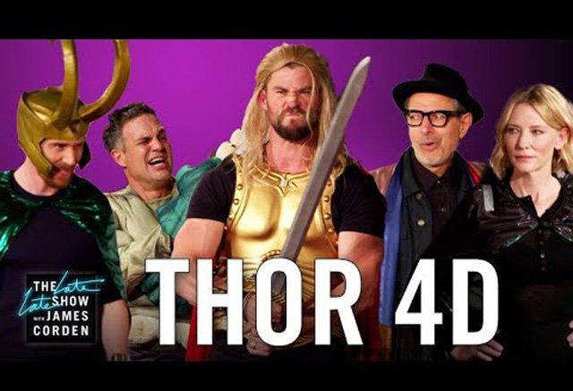 Thor 4D