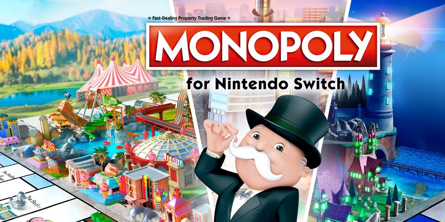 Monopoly for Nintendo