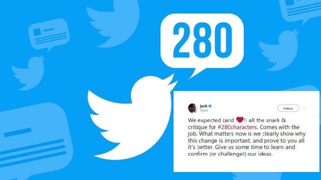 280-character tweets