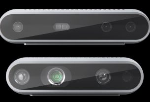 RealSense depth cameras